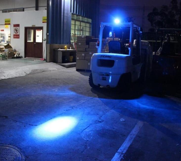 Forklift Blue Spot 1900lum - 7