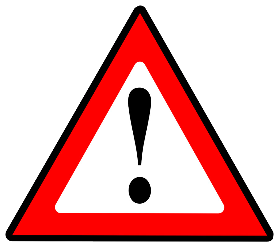 Triangle-exclamation-png