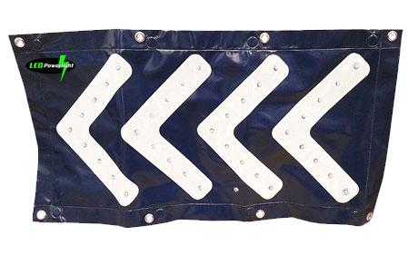 Bannière-flèches-LED-Ledpowerlight