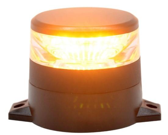 Mini Gyrophare 18W Multifonctions ledpowerlight