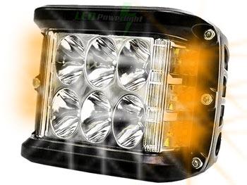 Strobe-LED-working-light-Amber