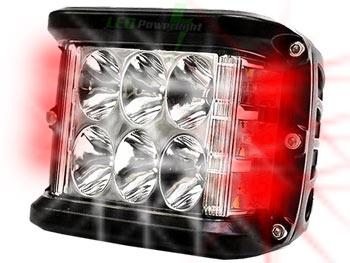 Strobe-LED-working-light-RED