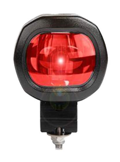 Warning Zone Mini-red