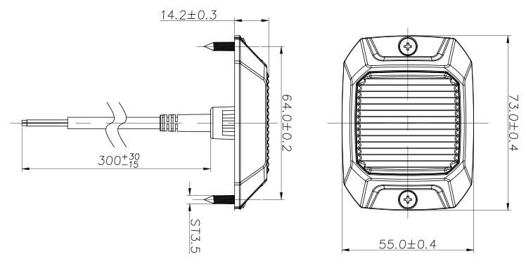 LP62 feux de gabarit ledpowerlight-6
