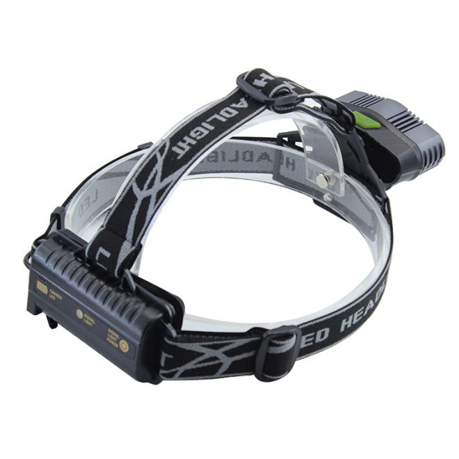 Lampe frontale 5 LED CREE®