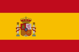 drapeau espagne ledpowerlight